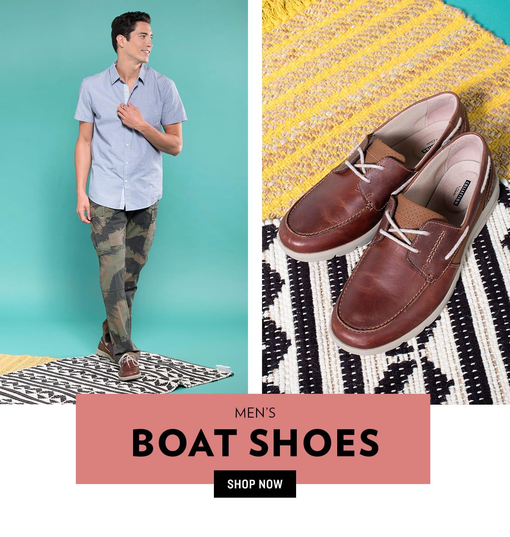 Shop Men's Boat Shoes