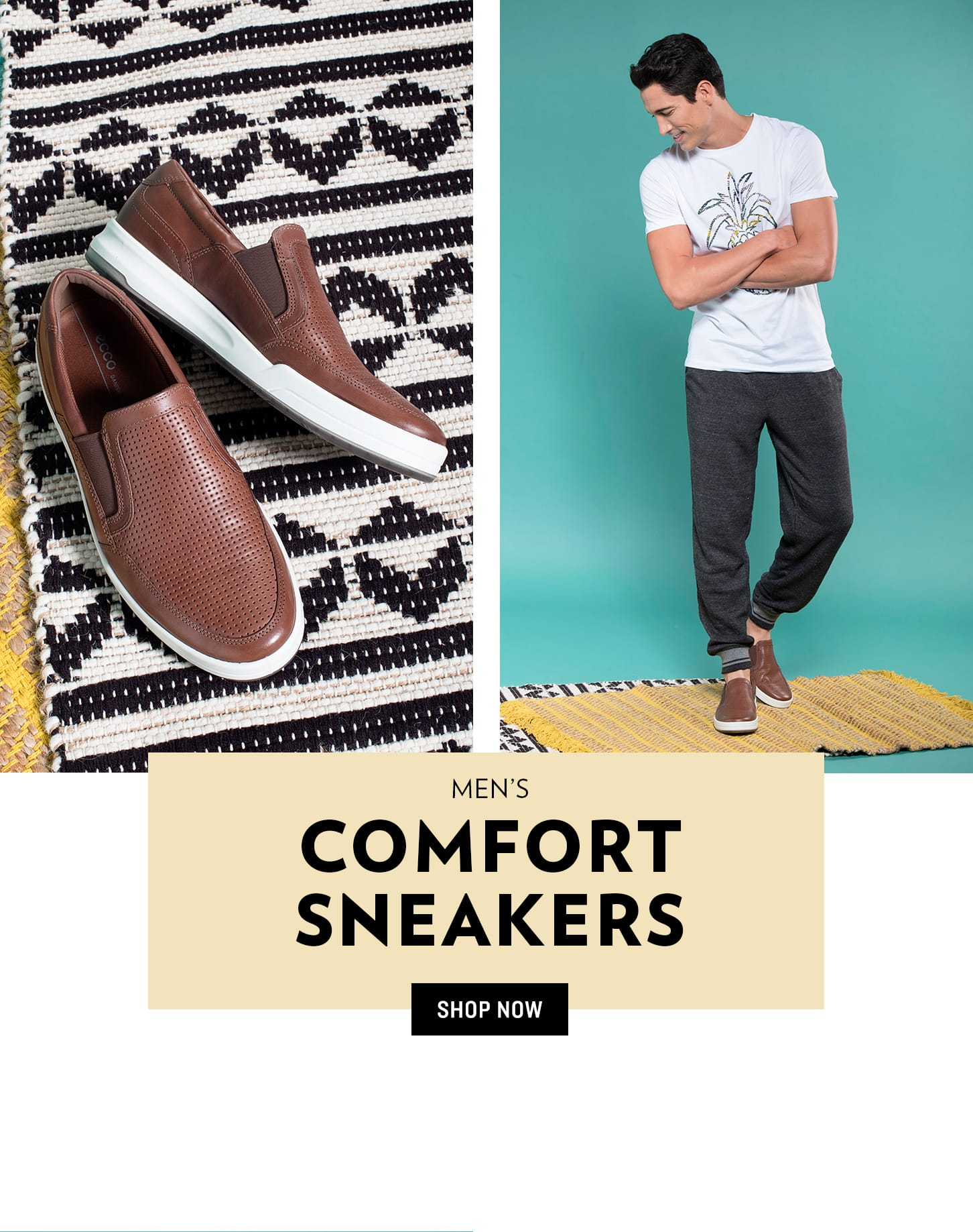 Shop Men's Comfort Sneakers