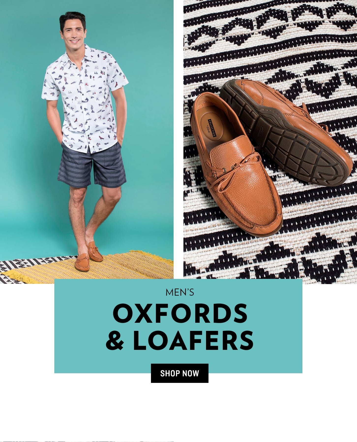 Shop Men's Oxfords and Loafers