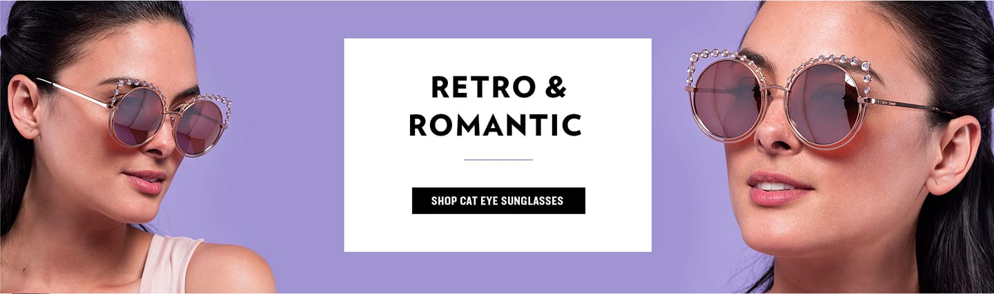 Shop Cat Eye Sunglasses