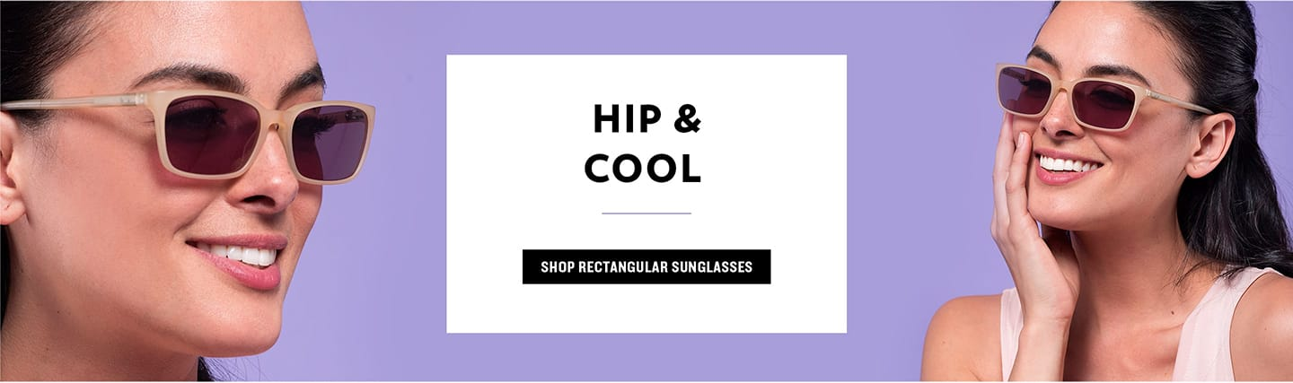 Shop Rectangular Sunglasses