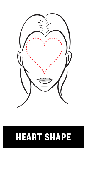 Shop Sunglasses for Heart-Shaped Faces
