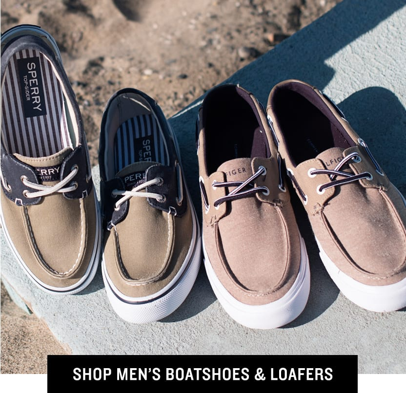 Shop Men's Boat Shoes and Loafers