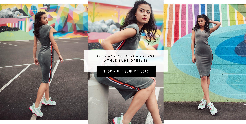 Athleisure Dresses