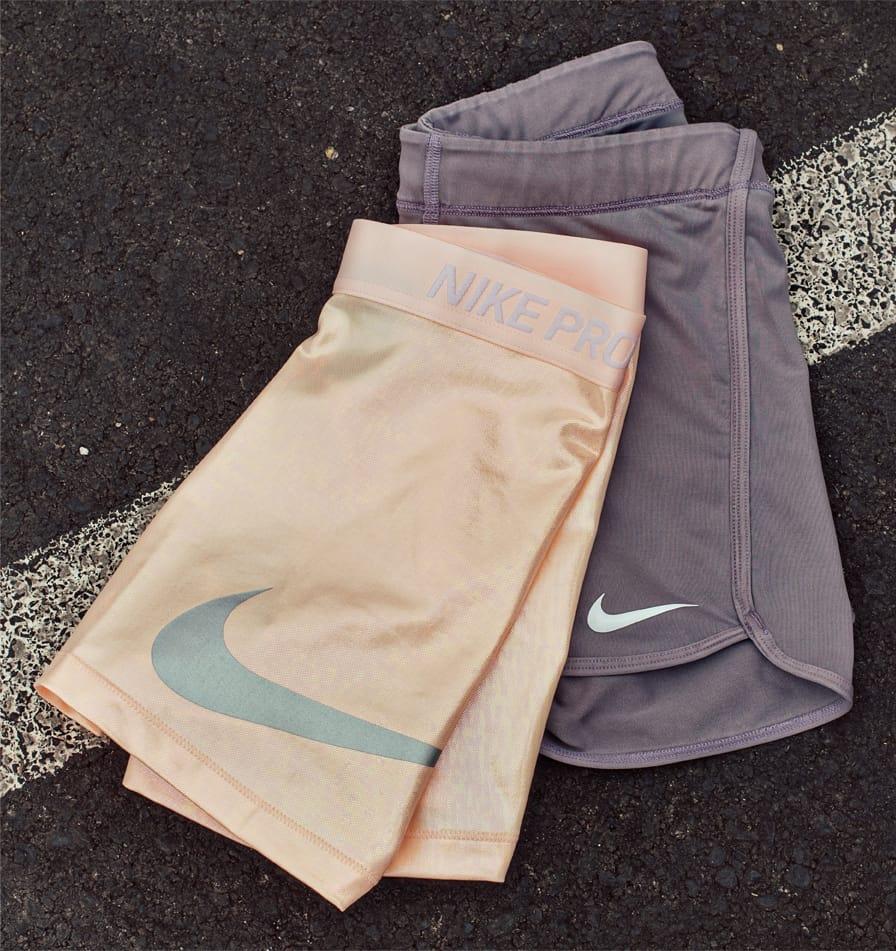 Women's Biker And Workout Shorts