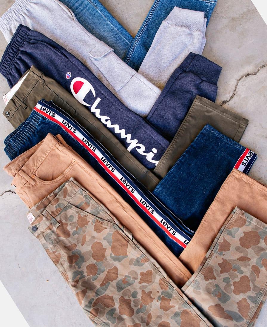 Men's Jeans & Joggers