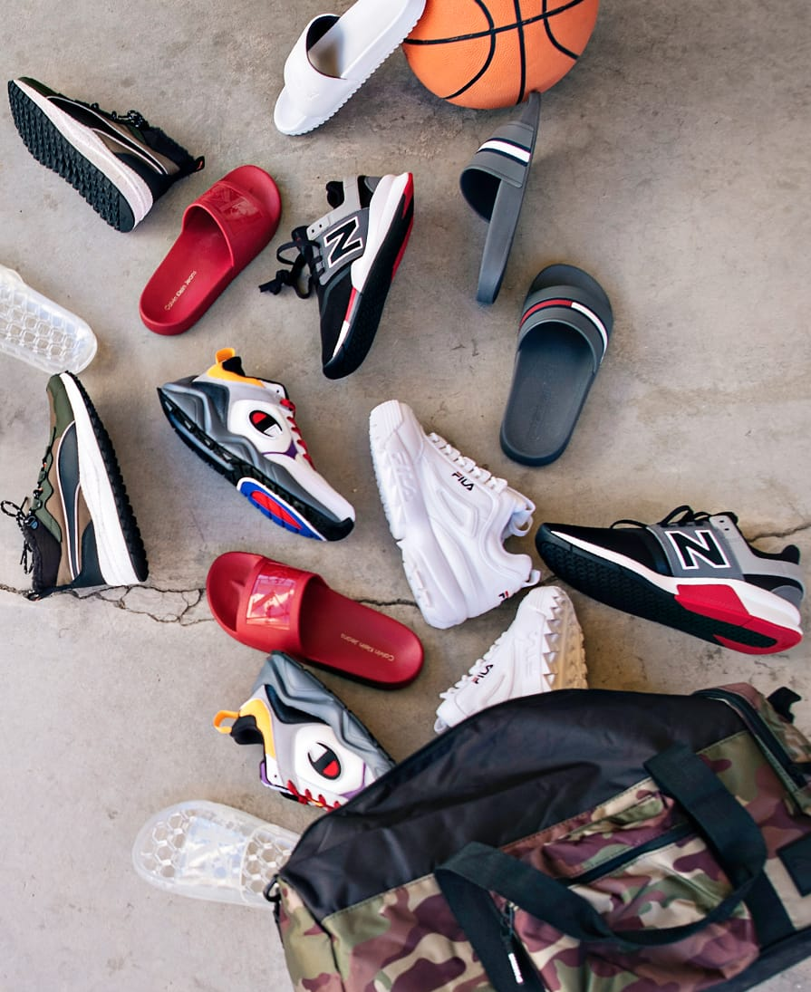 Men's Street & Fashion Footwear