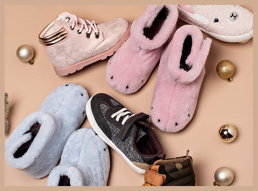 Kids' Shoes and Boots