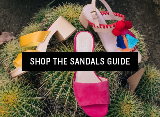 The Sandal Shop