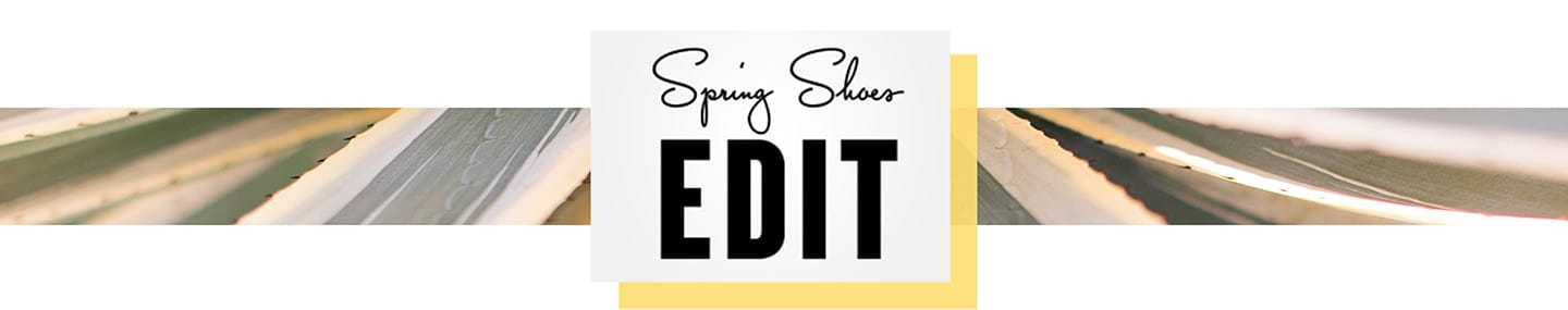 Shop All Spring Shoes