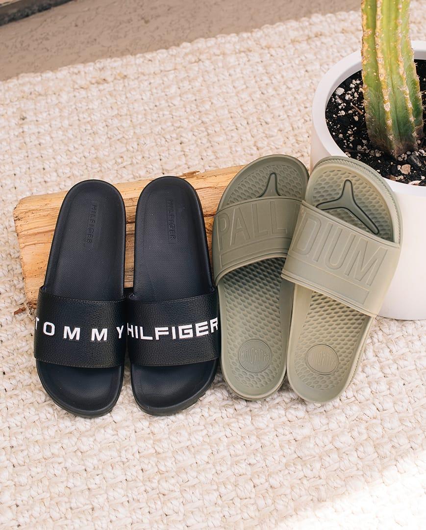 Men's Slides & Sandals