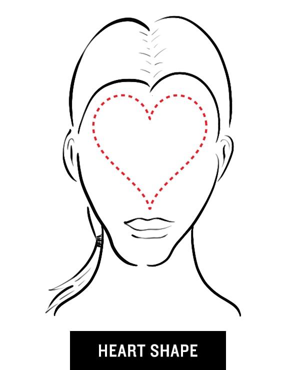 Men's Sunglasses for Heart Face Shape