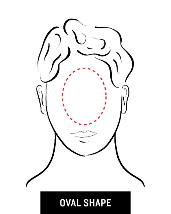 Men's Sunglasses for Oval Face Shape