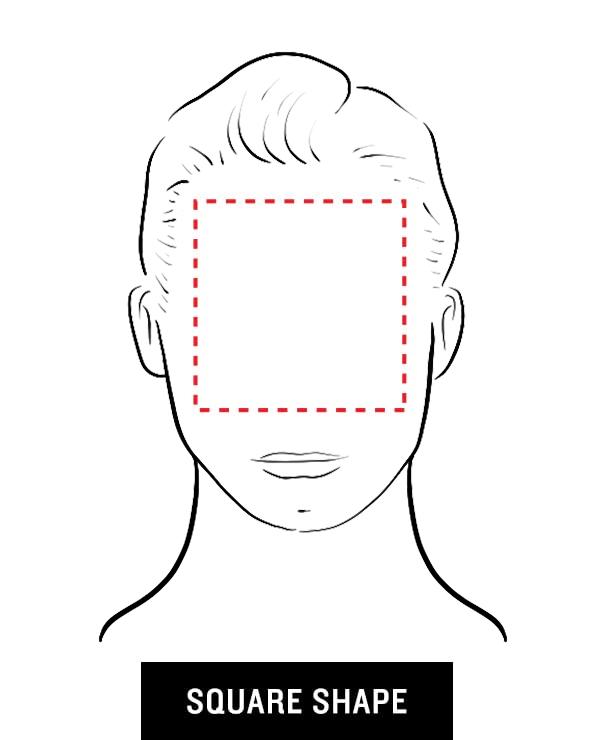 Men's Sunglasses for Square Face Shape