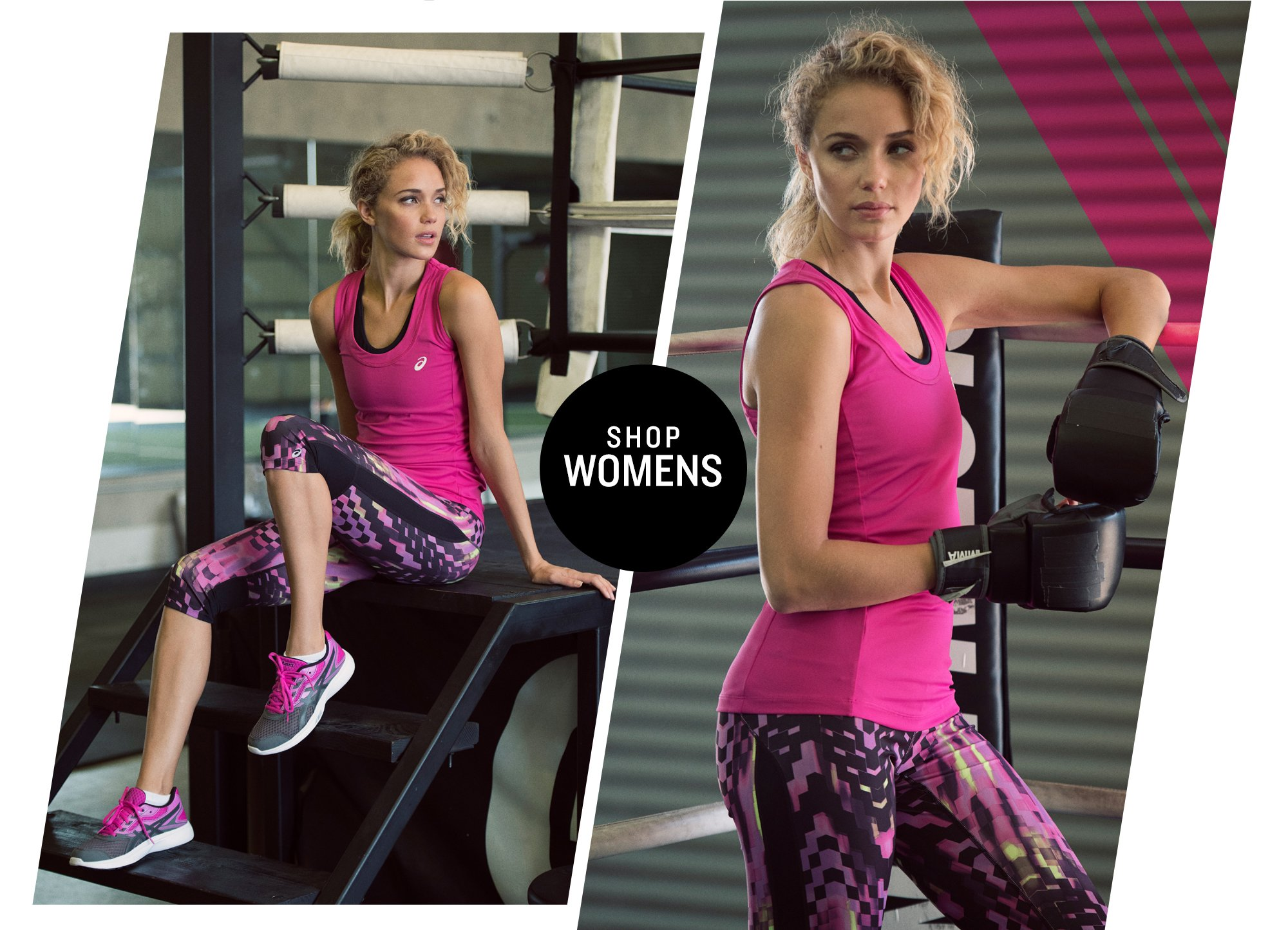 ASICS - Shop Womens