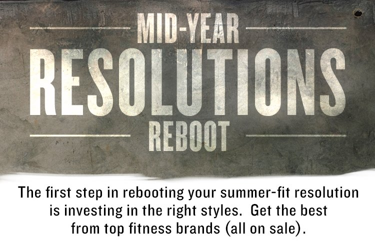 Resolutions Reboot