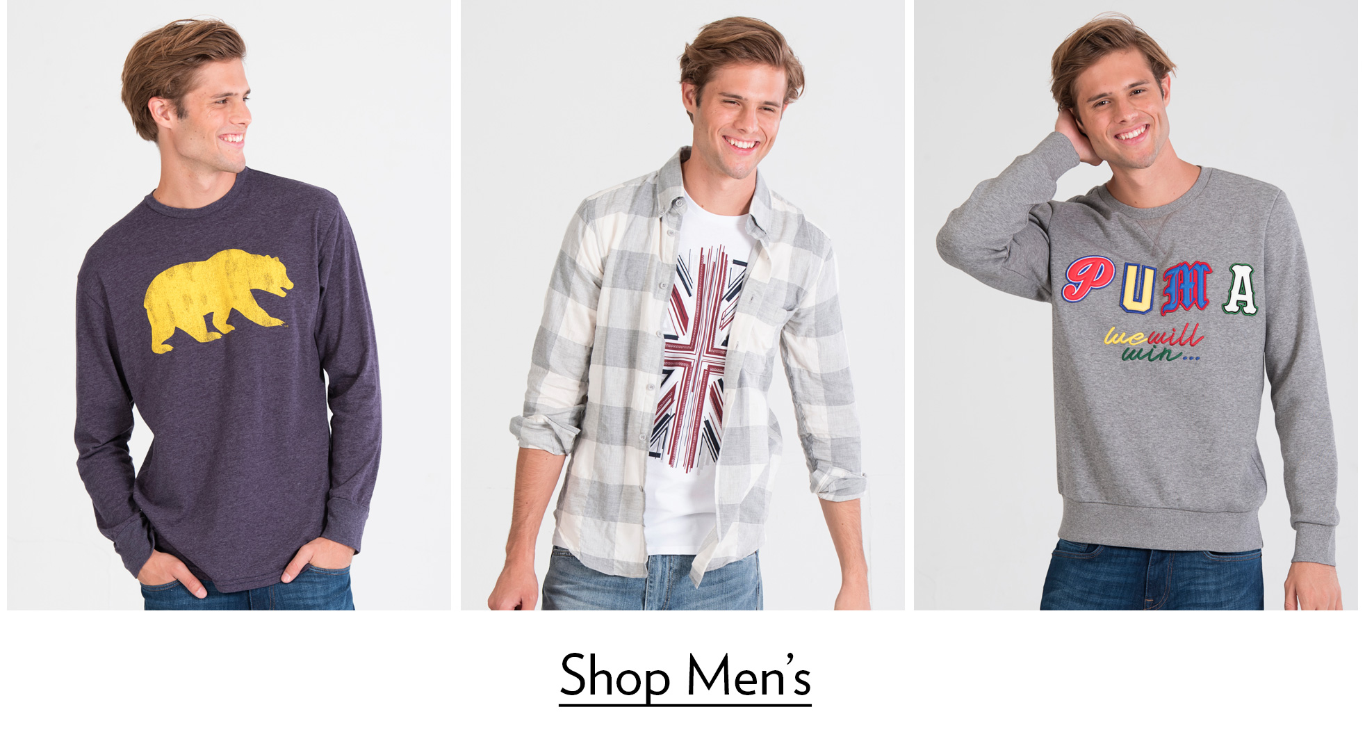 Men's Light Layer Tops