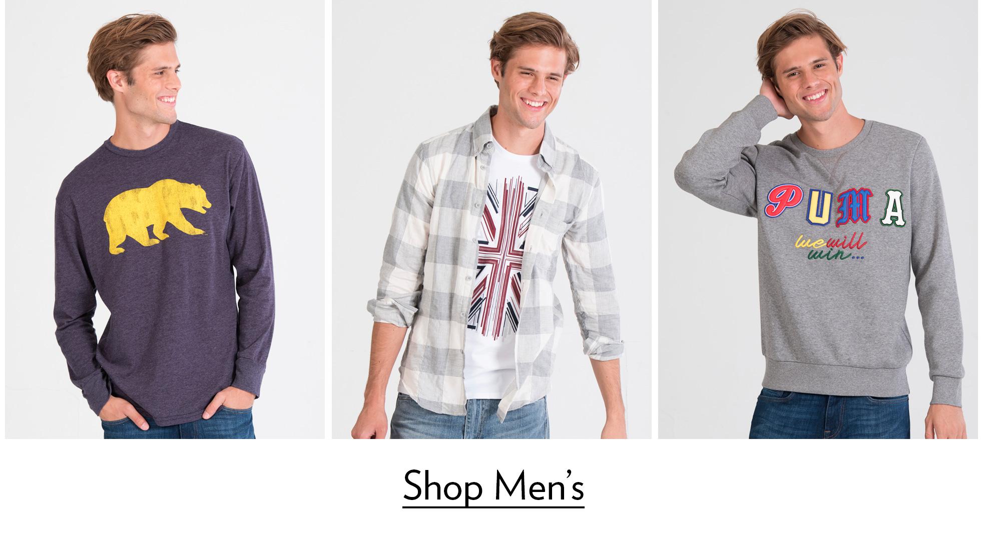 Men's Light Layer Tops