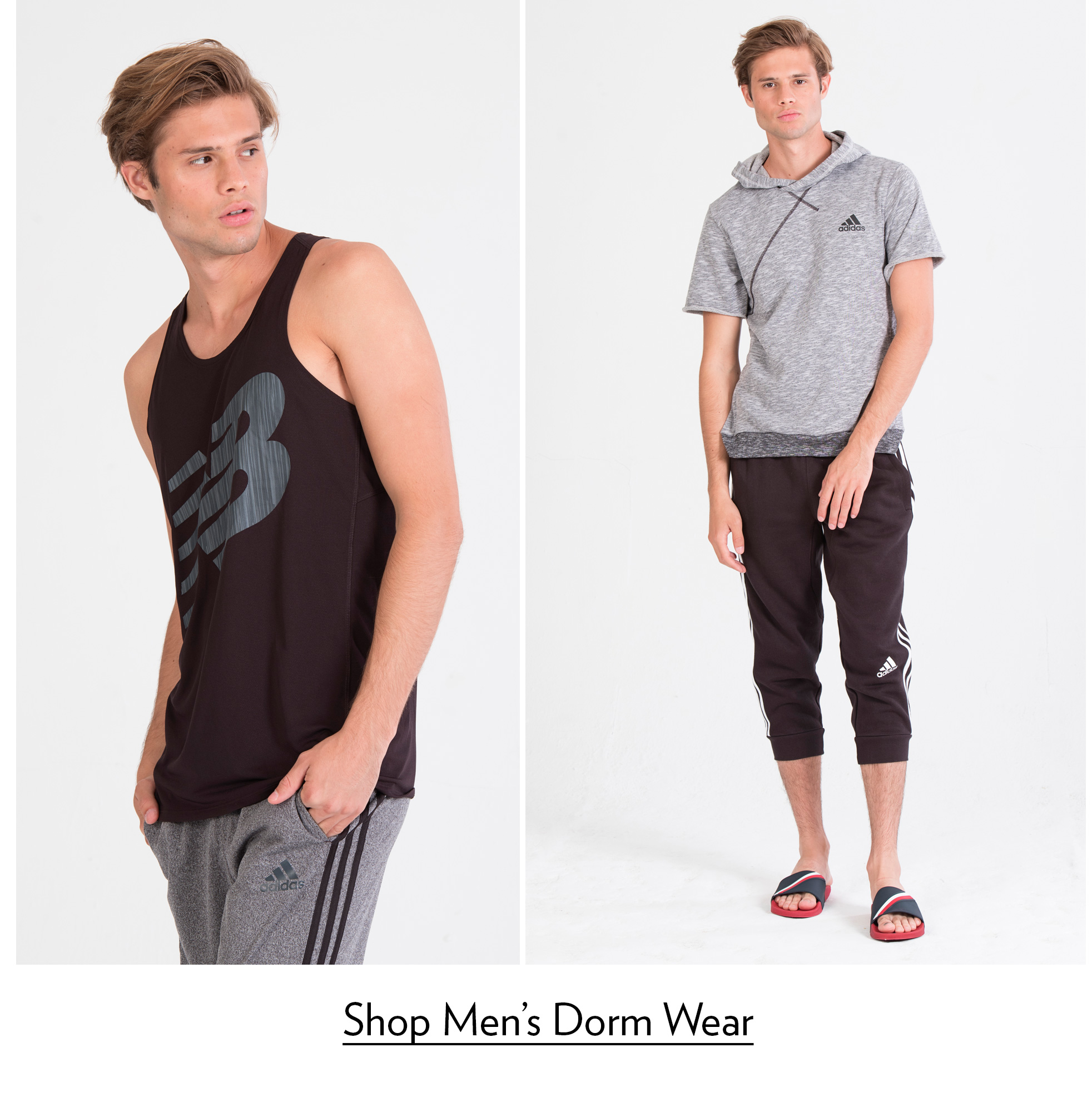 Men's Dorm Wear