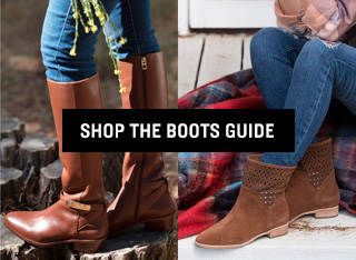 Shop The Boots Guide