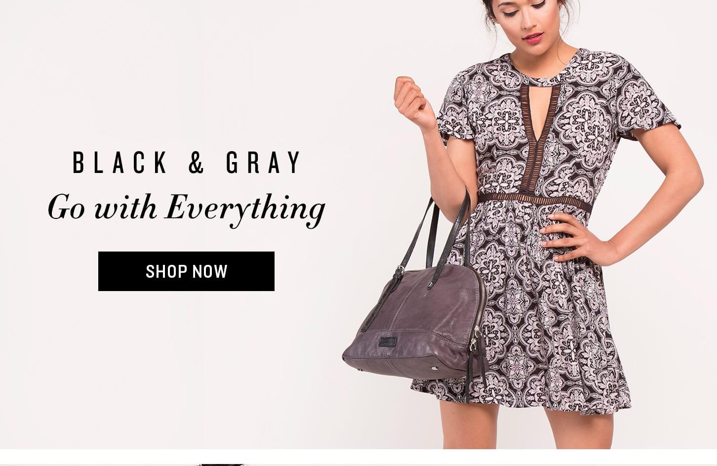 Shop Black Handbags & Backpacks