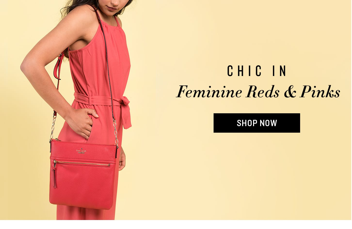 Shop Red and Pink Bags