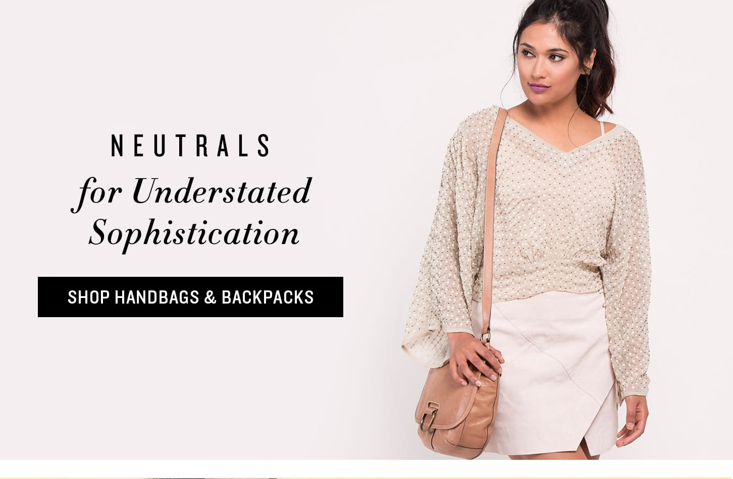 Shop Neutral Bags