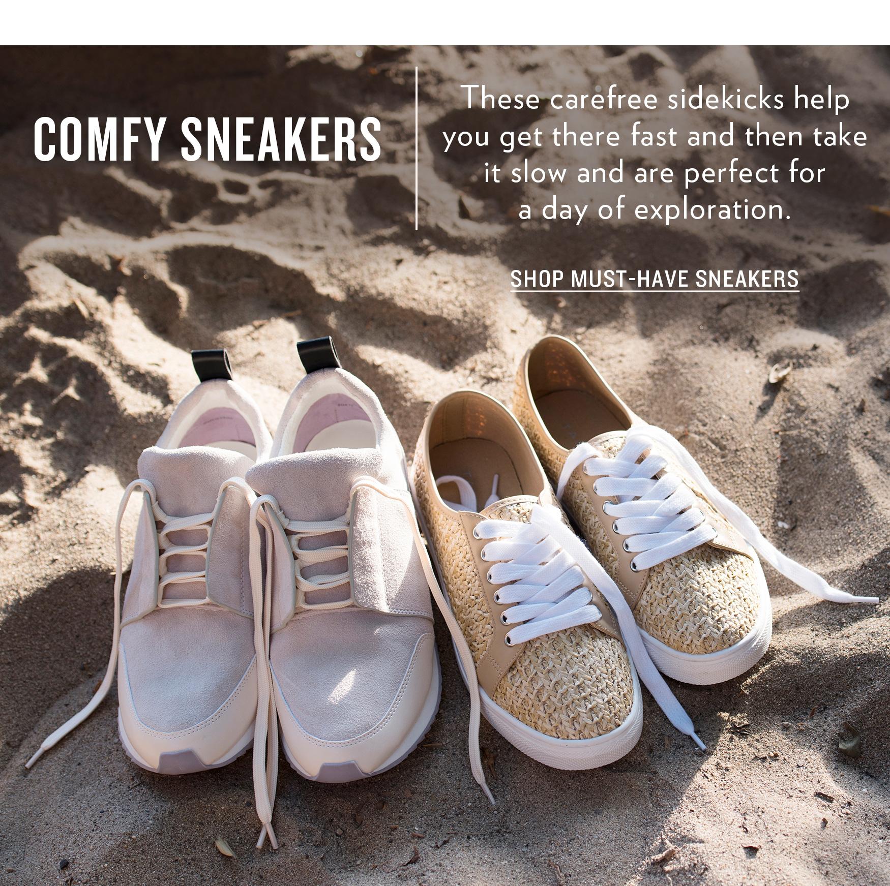 Shop Comfy Sneakers