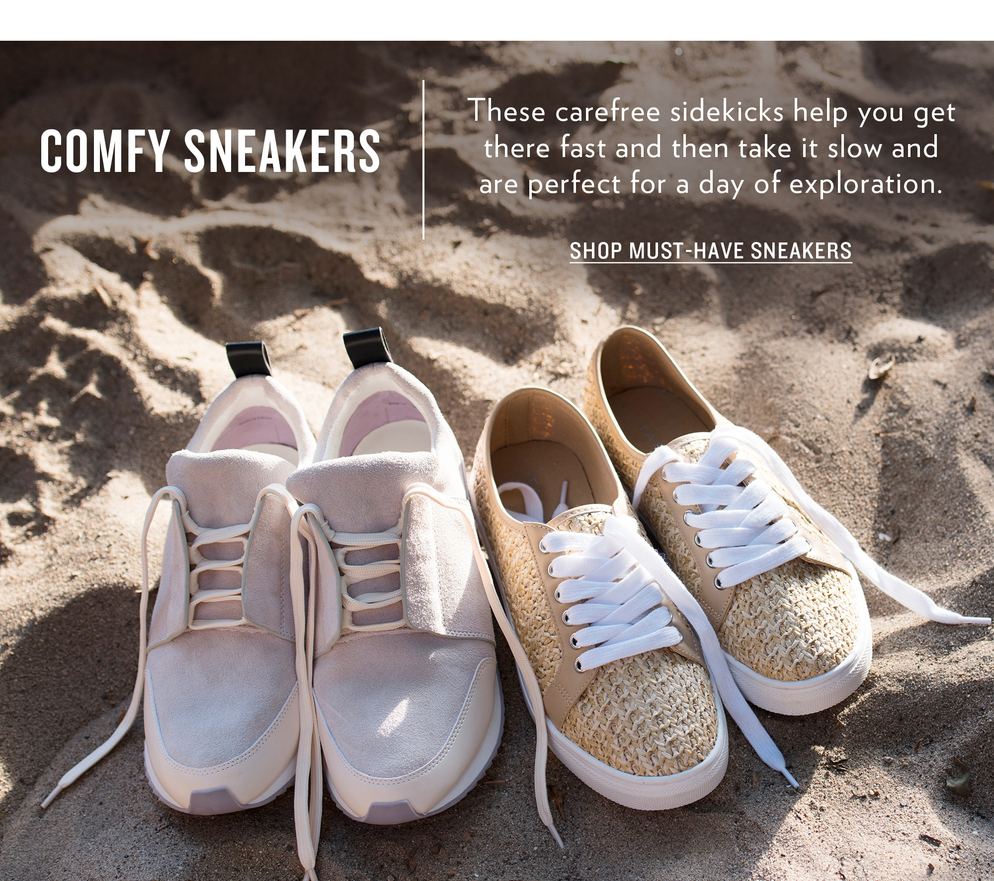 Shop Comfy Sneakers