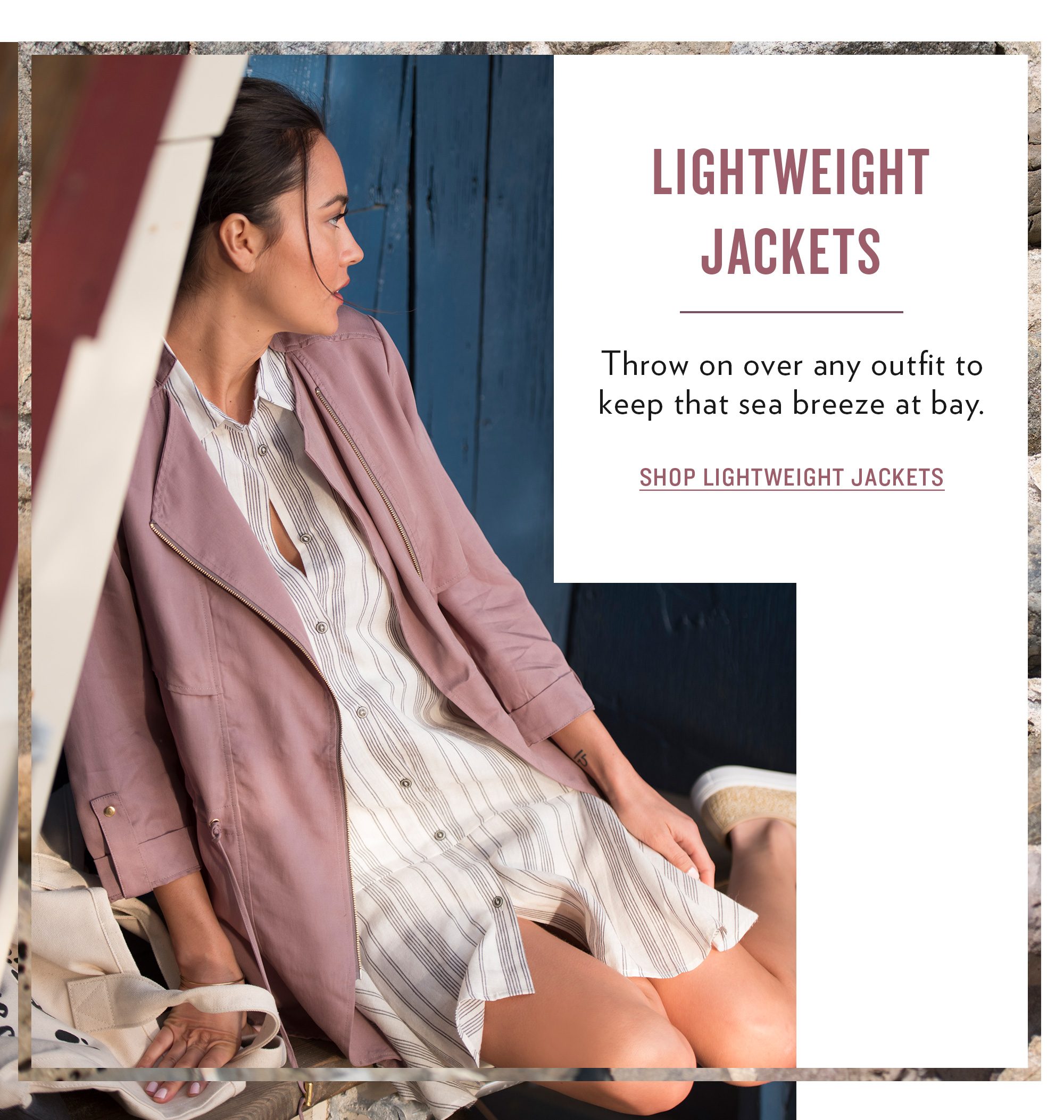 Shop Lightweight Jackets