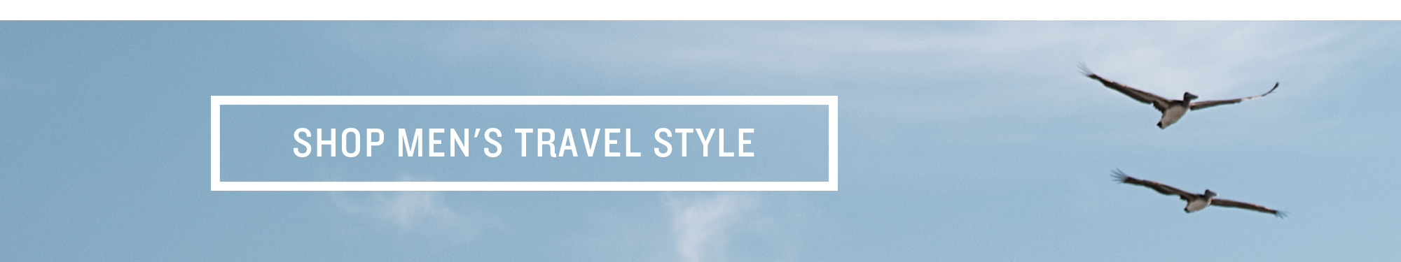 Men's Travel Style