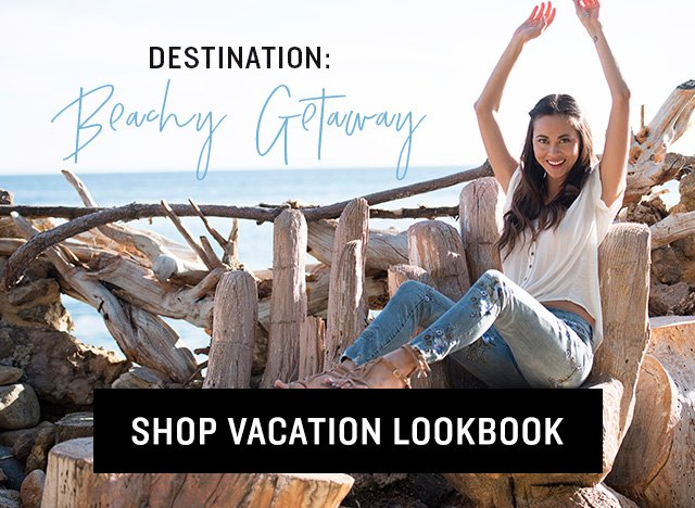 Shop the Vacation Lookbook