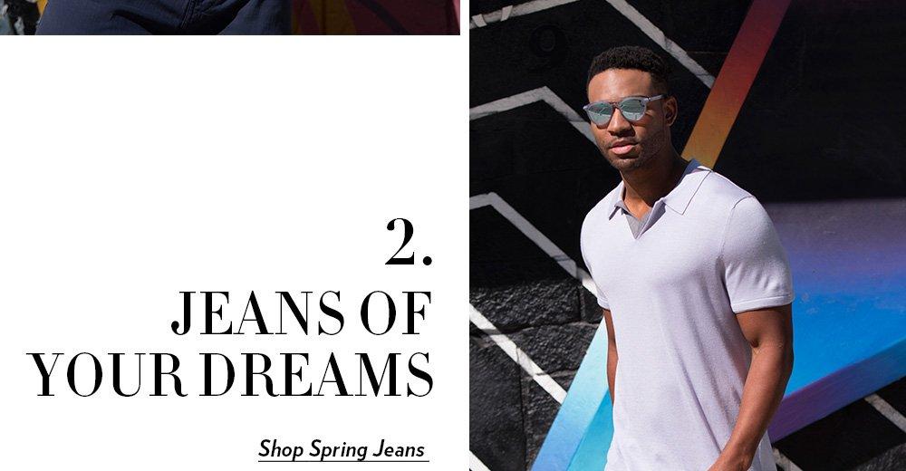 Shop Spring Jeans