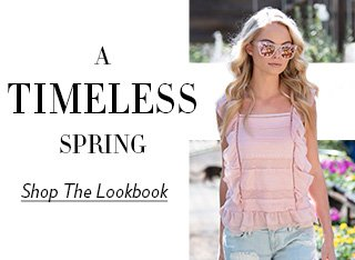 Shop Spring Must Haves Lookbook
