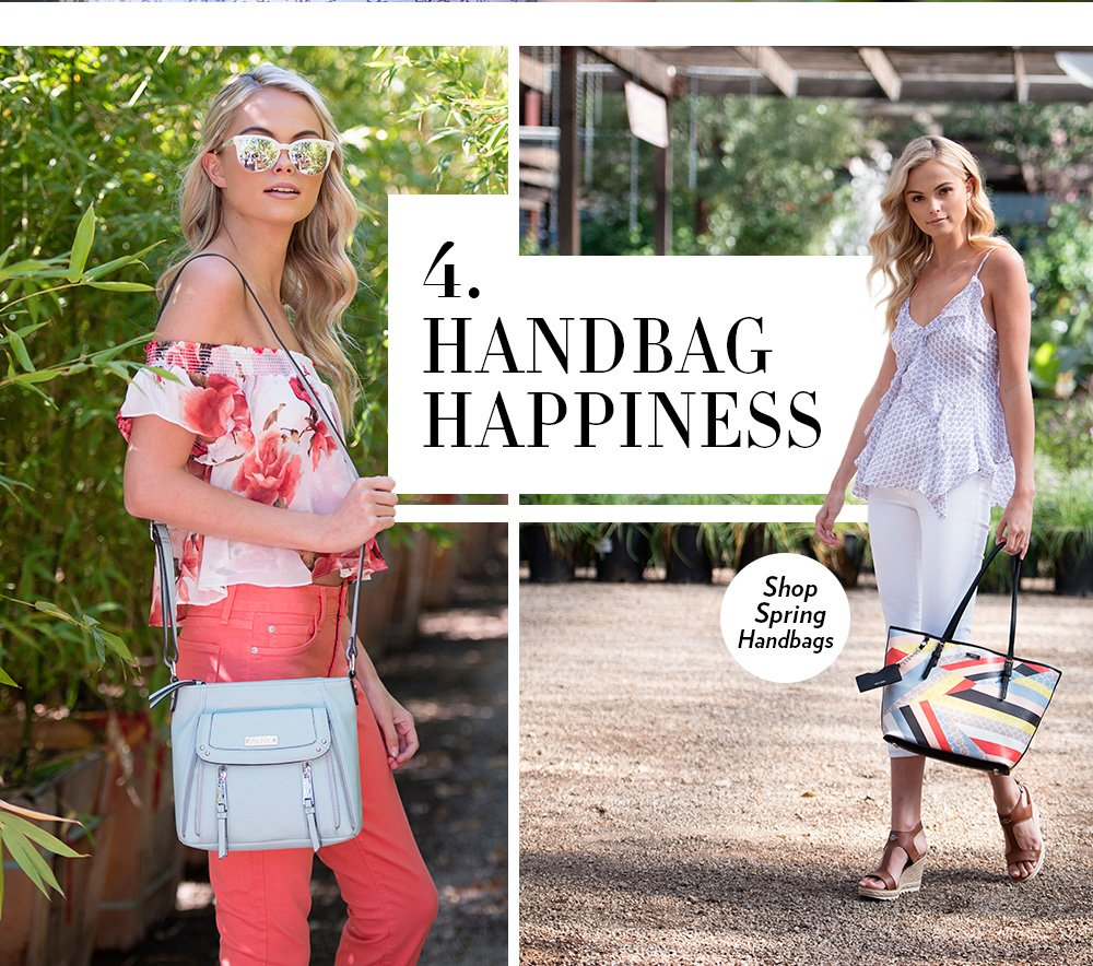 Shop Spring Handbags