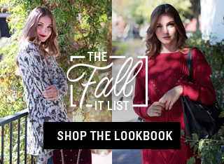 Shop Fall Lookbook