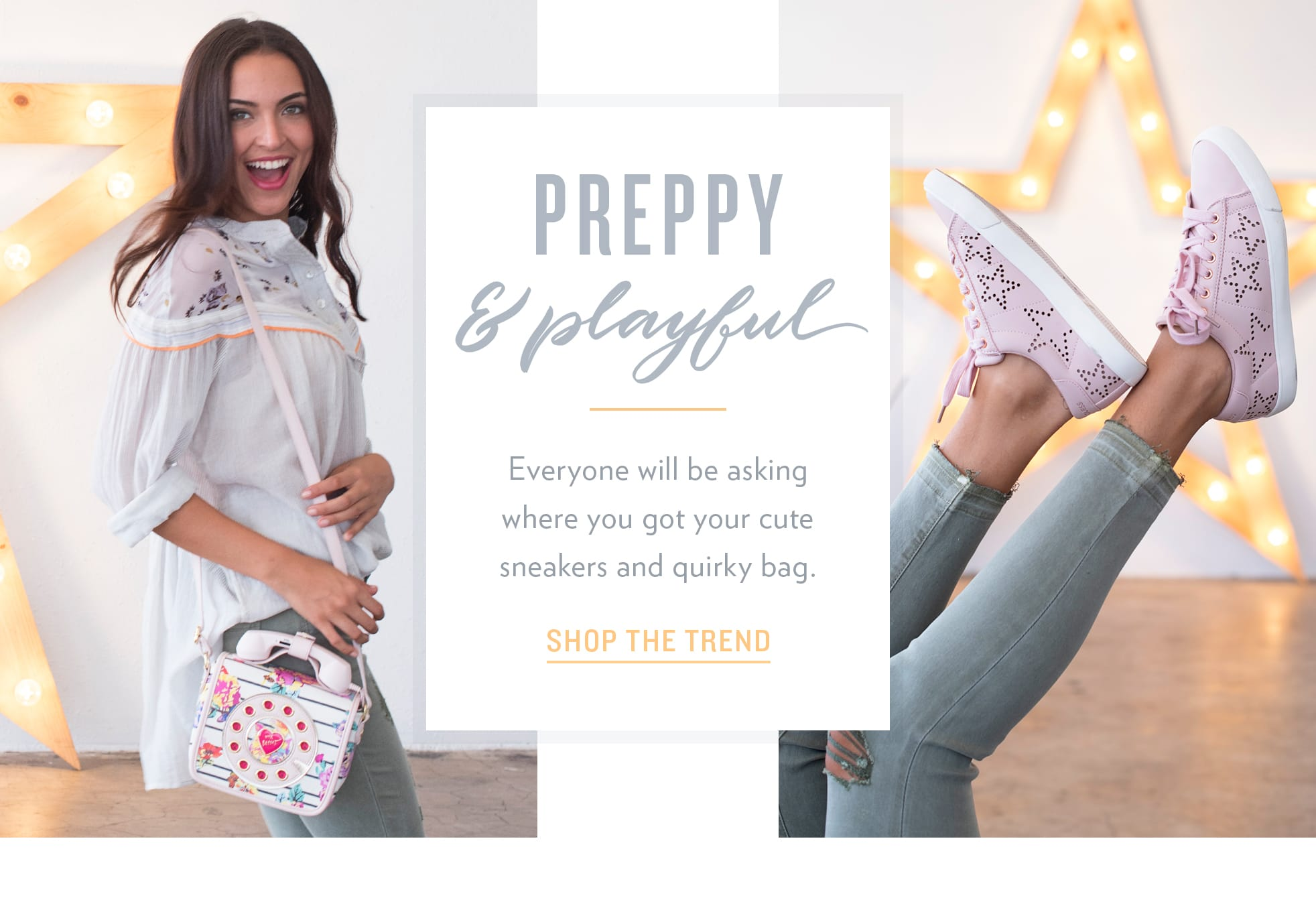 Fashion Trend: Preppy & Playful