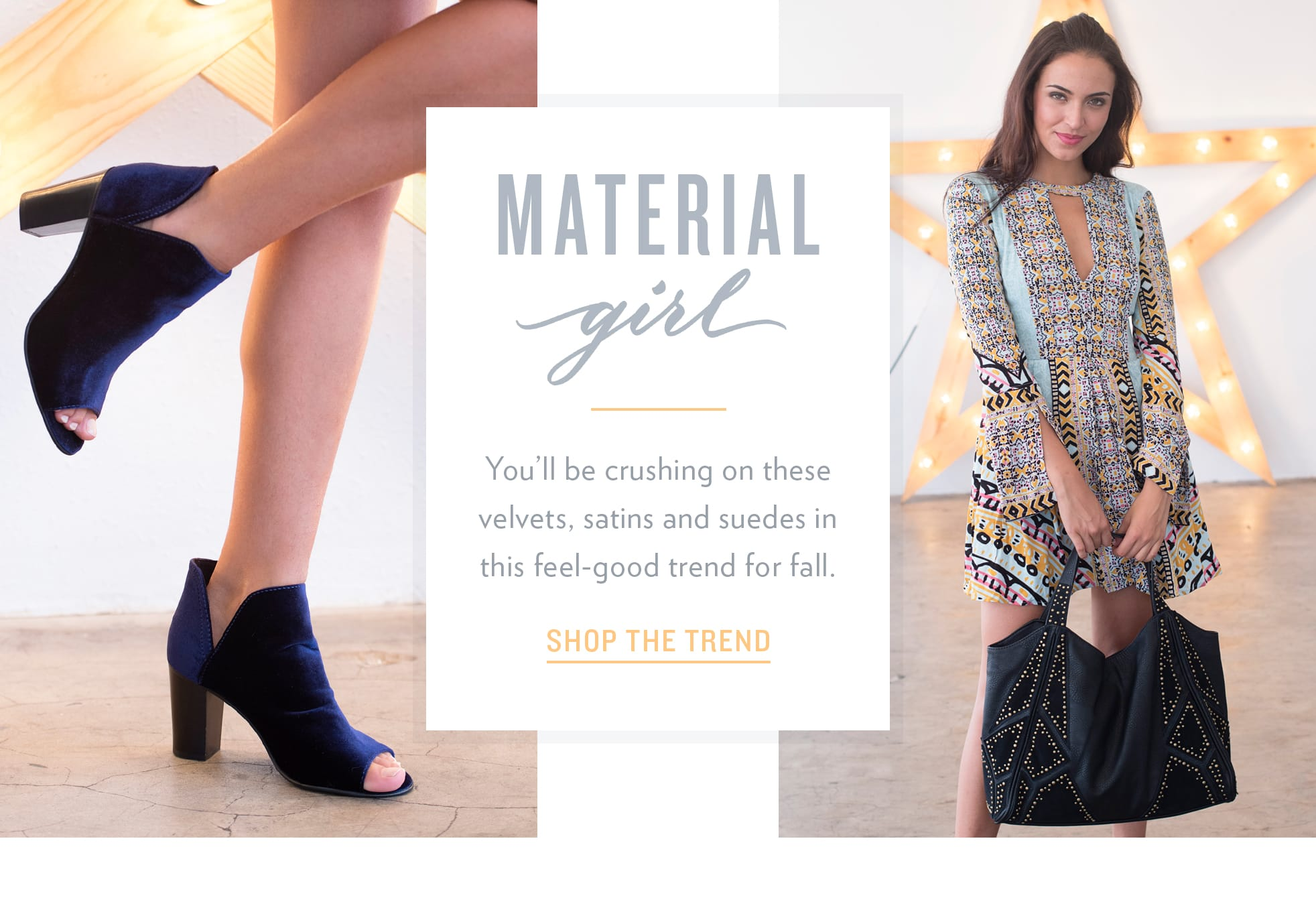 Fashion Trend: Material Girl
