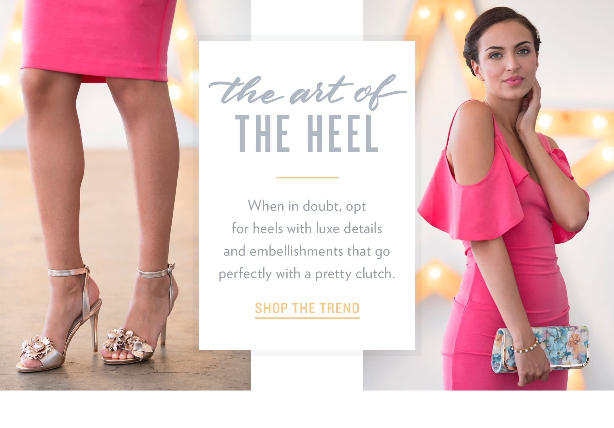 Fashion Trend: The Art of the Heel