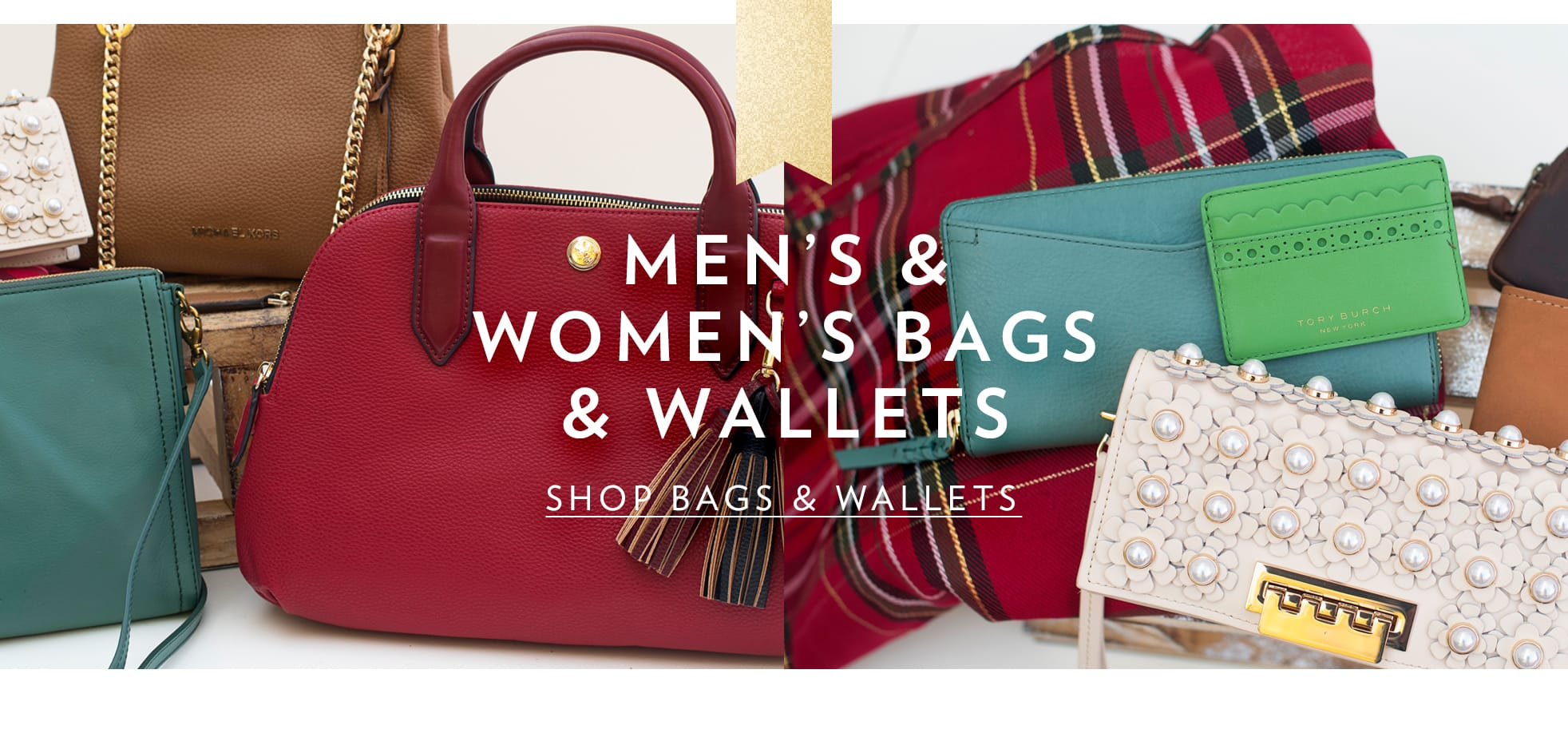 Shop Bags & Wallets