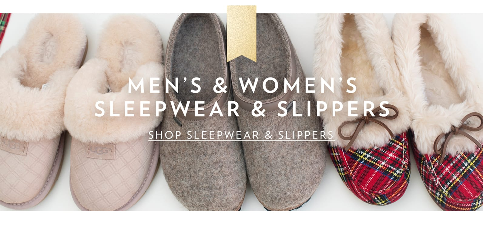 Shop Sleepwear & Slippers