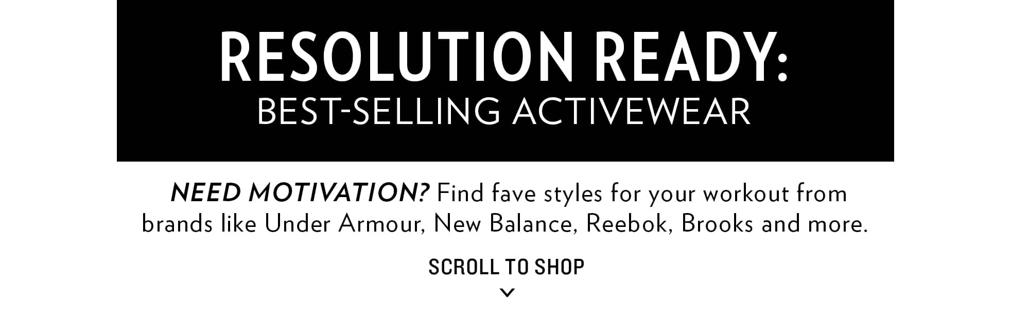 Resolution Ready Lookbook