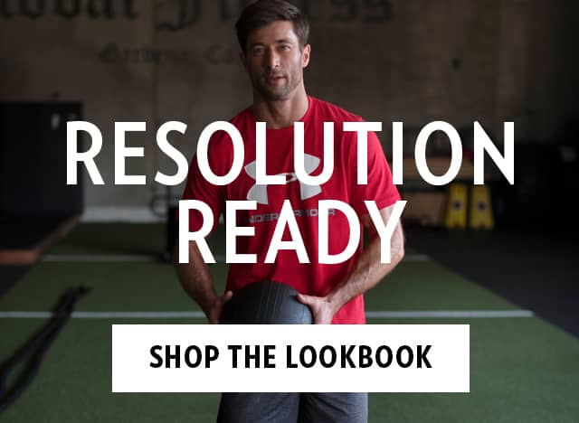 Shop Resolution Ready Lookbook