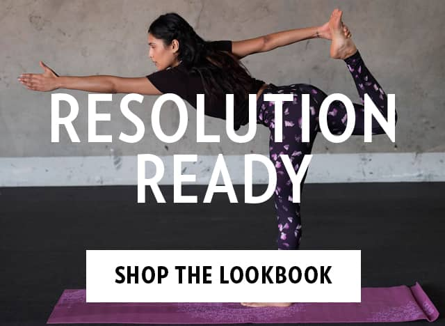 Shop the Resolution Ready Lookbook
