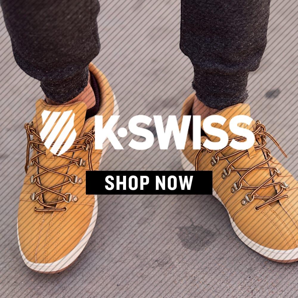 Shop Classic K-Swiss Styles