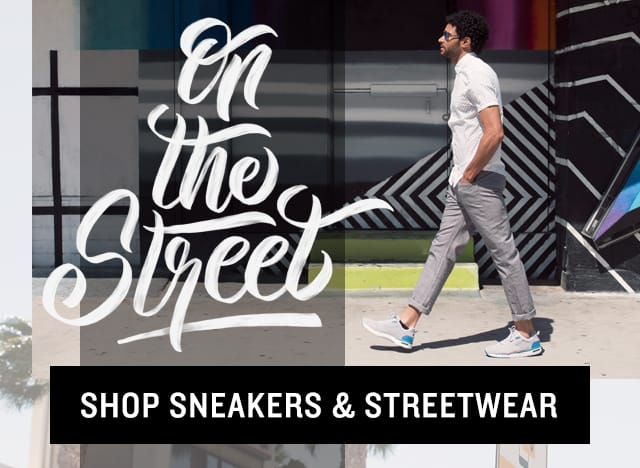 Shop Men's Retro & Classic Sneakers & Streetwear