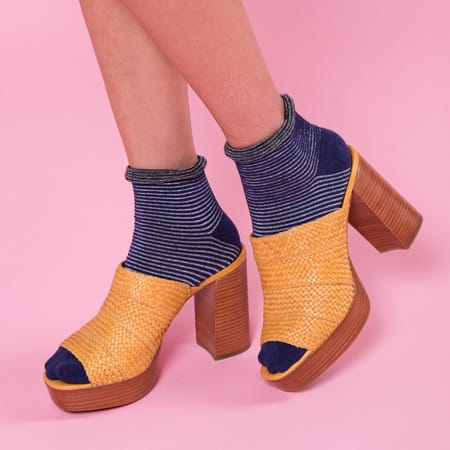 Shop Statement Socks
