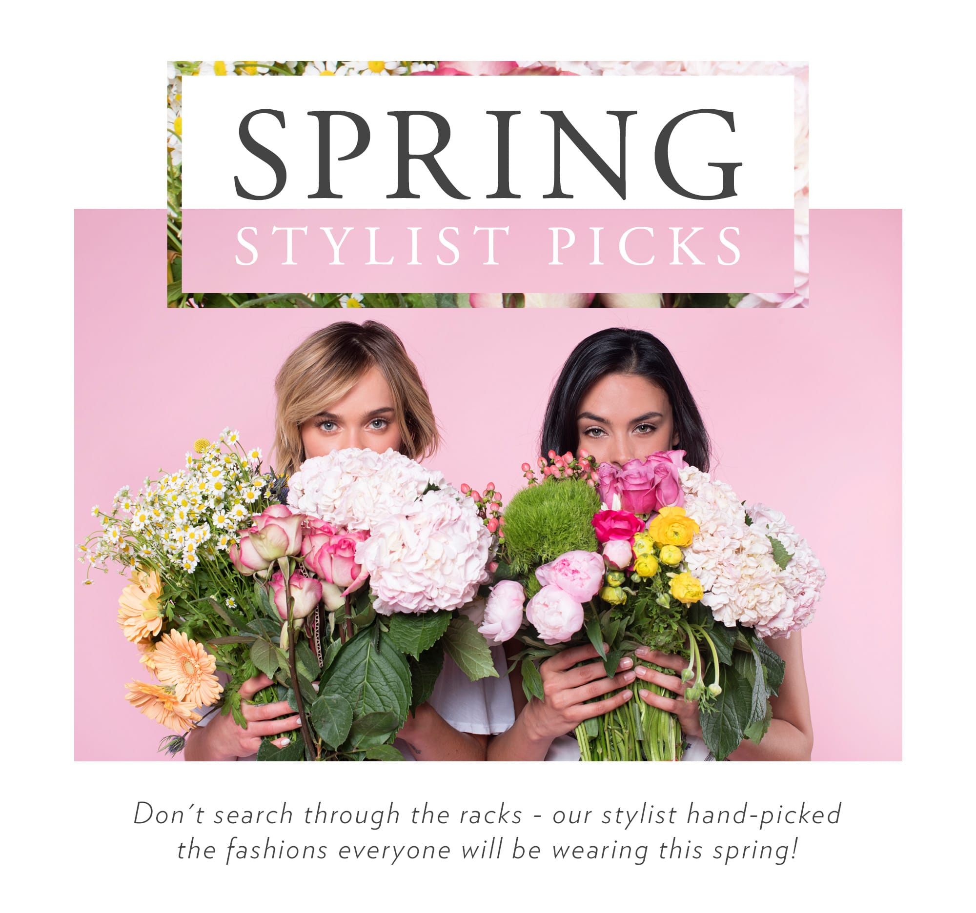 Shop Spring Stylist Picks