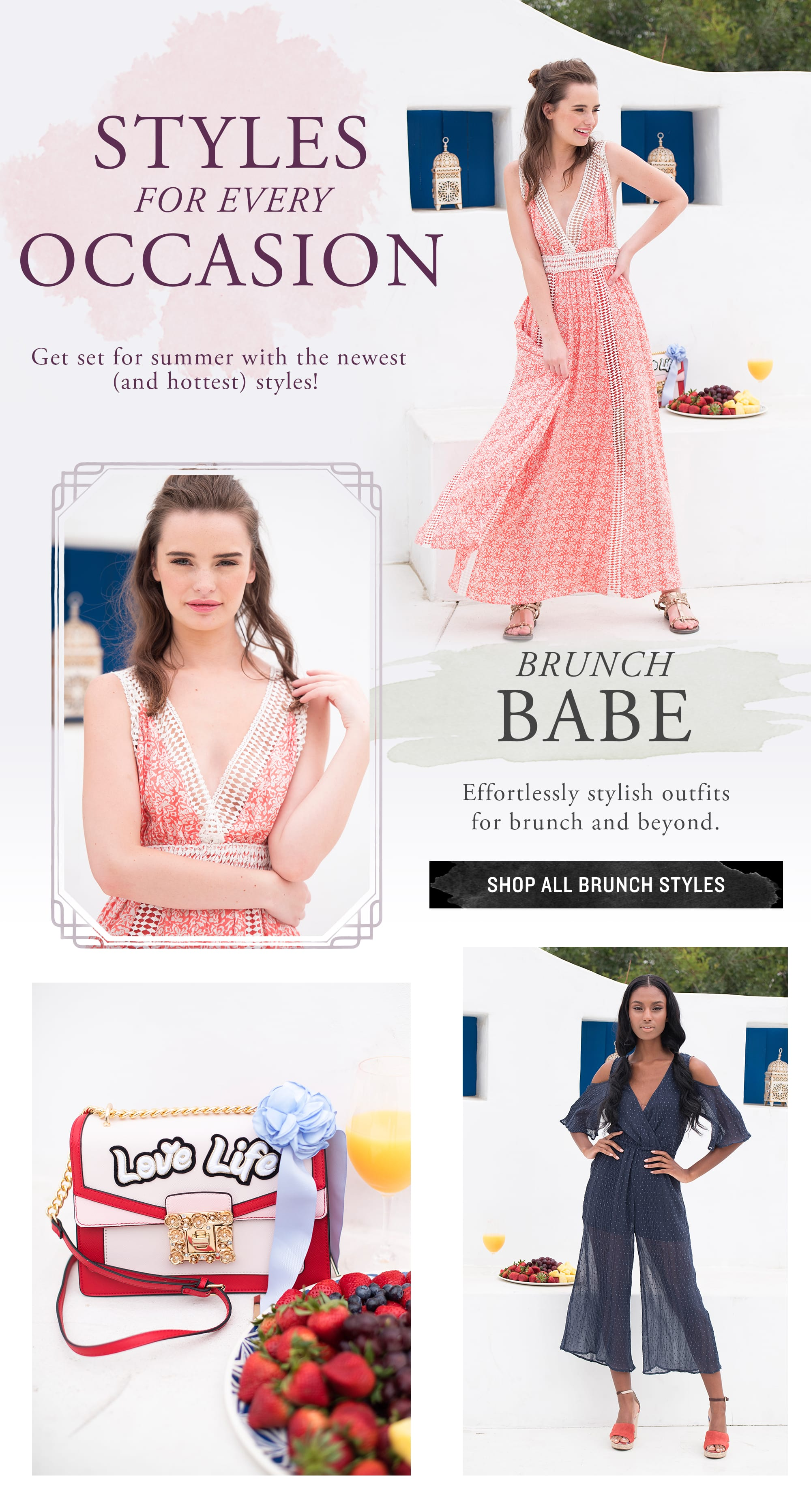 Shop All Brunch Styles