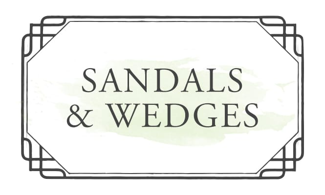 Shop Sandals & Wedges